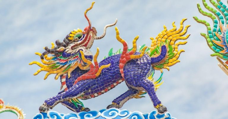 The Chinese Unicorn Qilin – The Spellbinding Creature