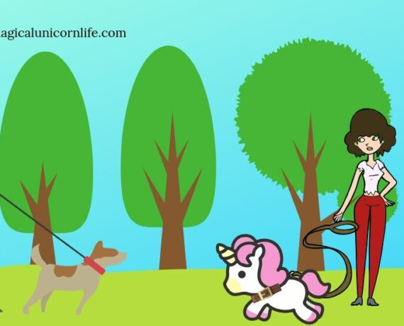 Sorry, I Can't. I Have To Walk My Unicorn.