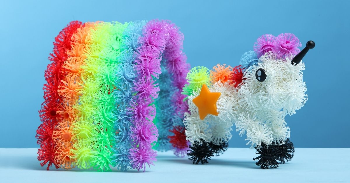 what is a rainbow unicorn