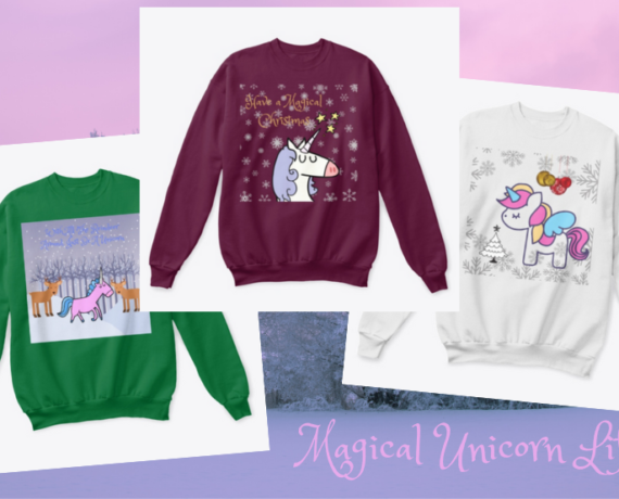 Unicorn Christmas Sweaters Women Love + Exclusive Offer