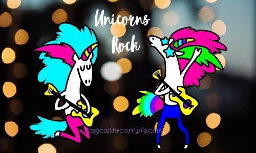 Funny Unicorn Pictures - Unicorns Rock