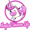 Magical Unicorn Life Logo