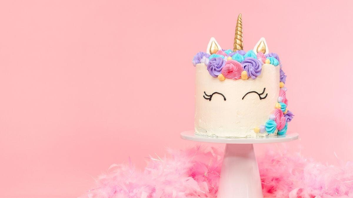 Unicorn Cake Decorating Ideas