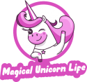 Magical Unicorn Life Logo